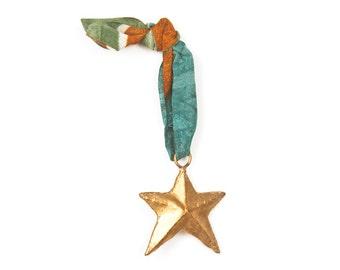 Sari Star Ornament- Small