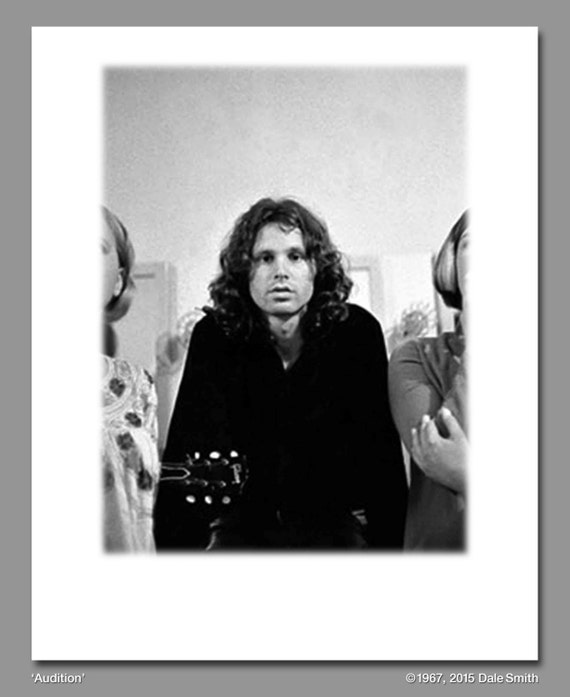 Audition: Jim Morrison The Doors Limited Edition Print