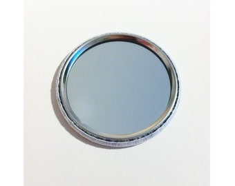 Pocket mirrors FOR handbag - practical and modern mirror for on the go in the marble look