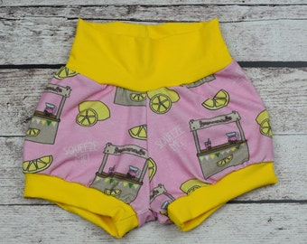lemonade shorts or bloomers