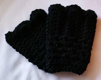 Crochet Women's Boot Cuff - Leg Warmer - Boot Topper