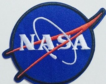 FLASH SALE NASA patch sew on or iron patch  out of this world!