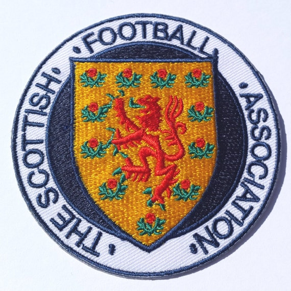 Scottish football clubs badges and patches