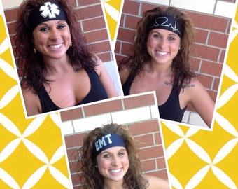 EMT trio of Headbands - StayBands. Three for the price of two!