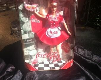 Coca Cola Car Hop Barbie