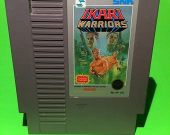 Ikari Warriors - NES