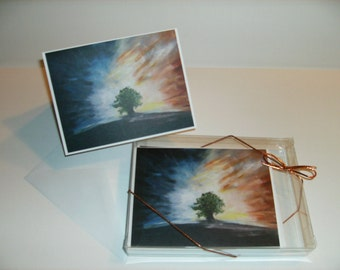Blank Notecards (set of 10) with envelopes