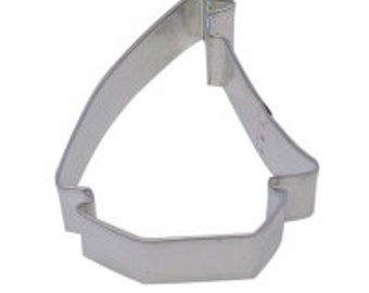 Sailboat Cookie Cutter 3.75""