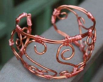 Adjustable Wire Bracelet