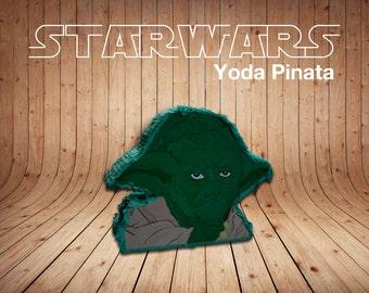 YODA Party Piñata