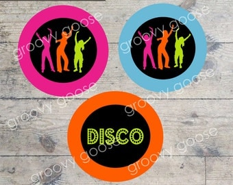 Disco Party Invite with best invitation design