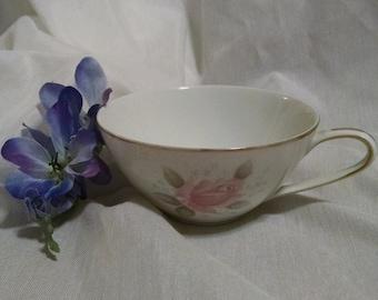 Roseville Rose Teacup by Noritake