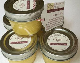 Cutting Board Bees wax polish Rosenwood Natures Wax