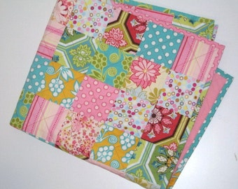 Soft sorbet ice cream - baby Quilt, Baby Blanket, Homemade Baby Quilts, Baby Quilts handmade, Patchwork