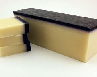 Black Raspberry Vanilla Handmade Vegan Cold Process Soap