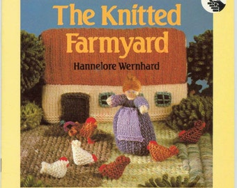 The Knitted Faryard Knitting Pattern -  PDF Download