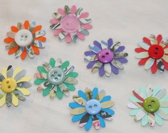 pack of 50 craft topper, die- cuts, embellishments for card making, scrapbooking