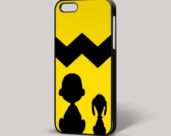 Charlie Brown TV Cartoon Movie Mobile Cell iPhone Cover 4/4S 5/5S 5C 6 6 Plus Phone Case Samsung HTC Nokia