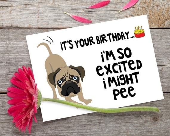 Persnickety image throughout dog birthday cards printable free
