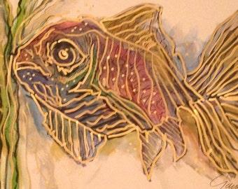 Gus the Goldfish