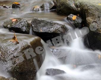 Hacklebarney Waterfalls