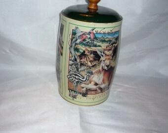 Tin can, Austrailian animals