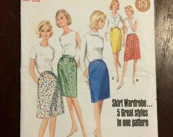 Butterick sewing pattern 3999