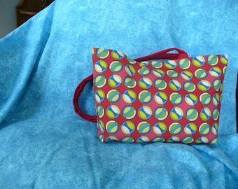 Large Tote Bag, Diaper Bag, Shoulder Bag, Large Purse