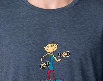 Happy Exerciser Shirt