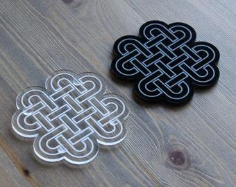 Solomons Knot Coaster