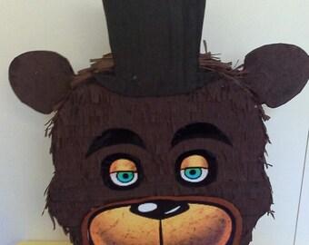 5 Nights at Freddy's Freddy Fazbear Party Pinata