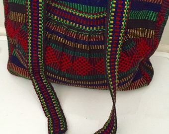 Medium Artisanal Fan Handbag