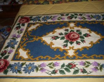 Tappeto fatto a mano ( Handmade carpet )