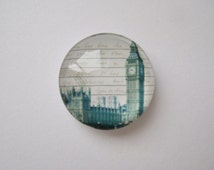 London Big Ben Needle Minder
