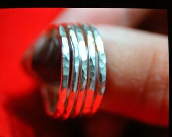 5 Stacking Rings