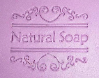 Natural Soap Resin Stamp Soap Stamps Resin Seal Stamp Cookies Stamp Candy Stamp