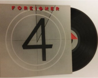 FOREIGNER 4 LP sd 16999 vinyl record albums records vintage collectibles vinyl record albums touch my vinyl