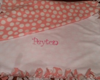 Youth/Baby No-Sew Blanket