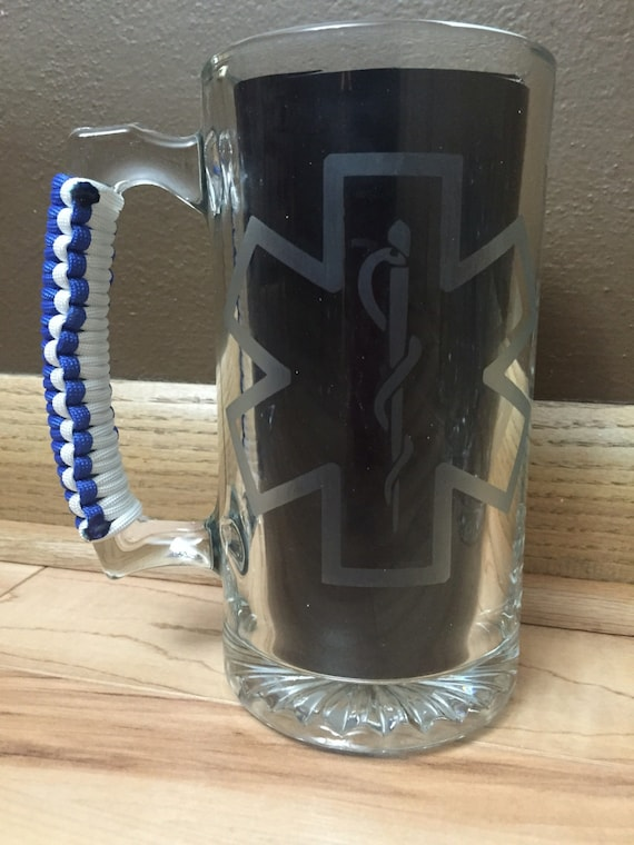 Unique Wedding Gifts Dallas : /EMT Beer Mug, wedding party gift, groomsmen gift, personalized ...