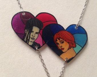 Lexx Xev & Kai Lovers Necklace