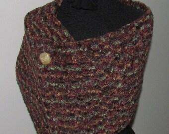 Multi Colored Brown Wrap