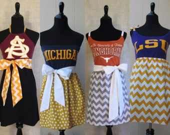 Women's Custom Game Day Dress