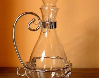 Wine Glass Decanter Bottle, Decanter vino bottiglia