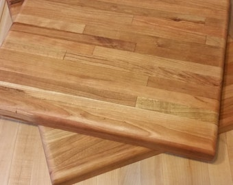 cutting boards reclaimed cherry