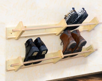 Shoe Rack Etsy