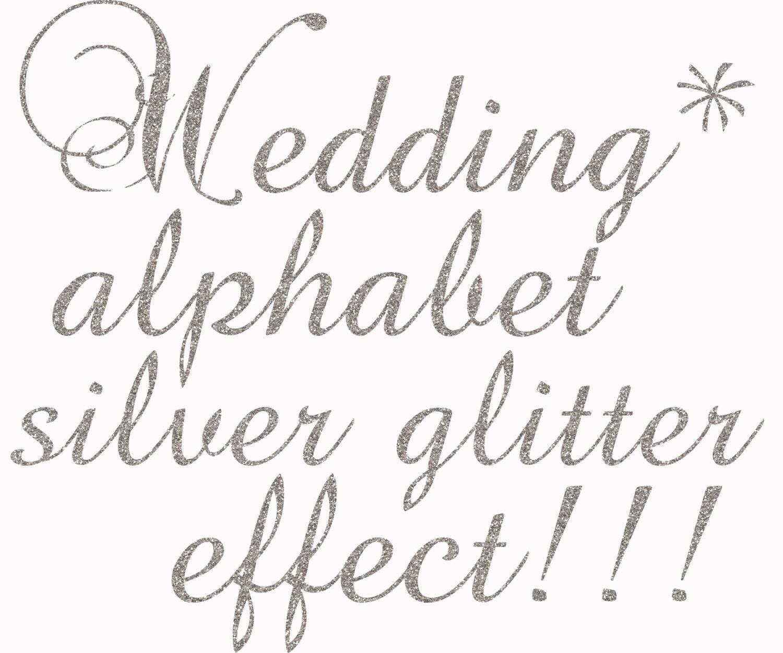 silver glitter alphabet clipartglitter alphabet