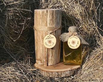 Walnut oil (made on wooden oil press)