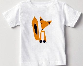 Baby Fox Animal Baby T-shirt