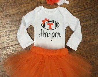 Tennessee tutu 3pc outfit