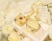 Sailor Moon Brooches Pocket Watches